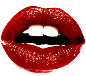 red lips symbol picture 3
