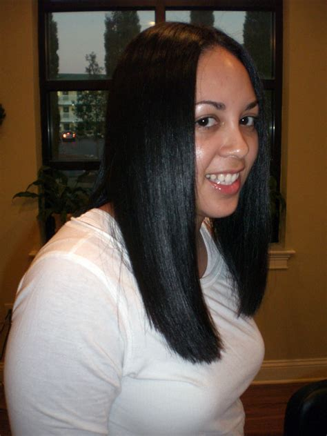 asian hair straightener picture 11