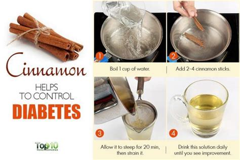 Cinnamon as treatment for diabetes and high blood picture 1