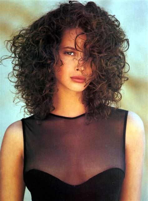 curly hair models picture 3