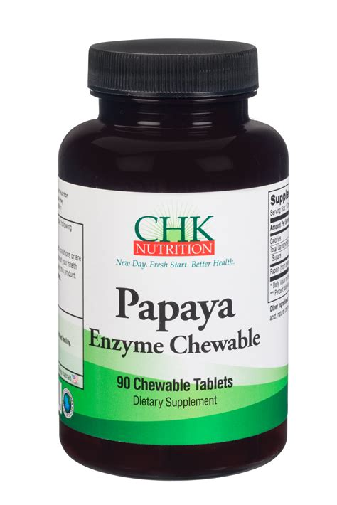 papaya tablets picture 7