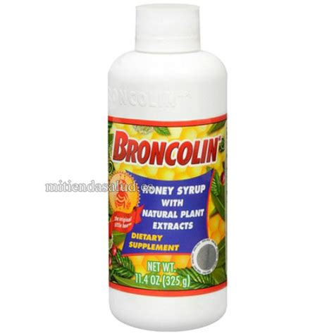 what is broncolin tea good for picture 8