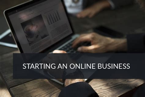 starting an online business picture 1