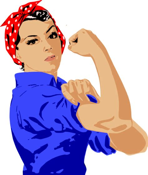 cartoon muscles women picture 7