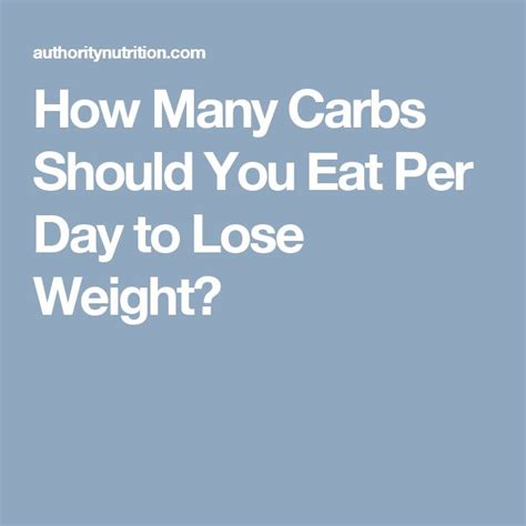 count calories or carbs to lose weight picture 4