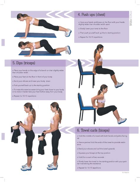 exercise muscle tone and weight loss picture 8