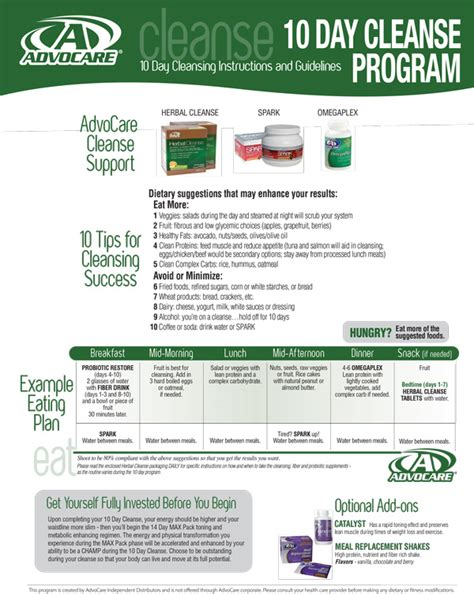 what is in advocare herbal cleanse tablets picture 2