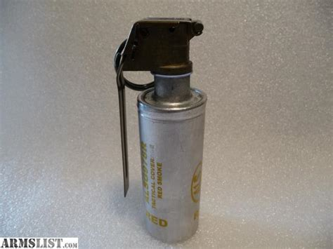 als technology smoke grenade sale picture 1