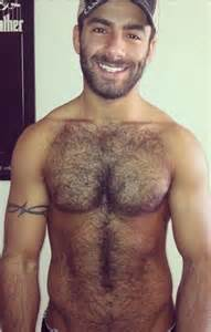 hairy musles sex male picture 1