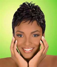 short hair cuts for afro american women picture 2