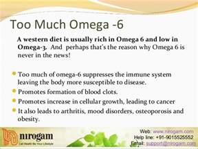 omega 6 daily requirement picture 11