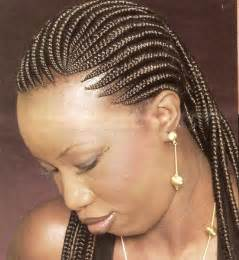 cornrow hair designs picture 2