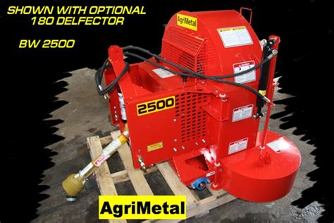 agrimetal bw 240 leaf blower for sale picture 15