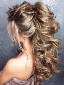 prom hair fomal wedding long picture 6