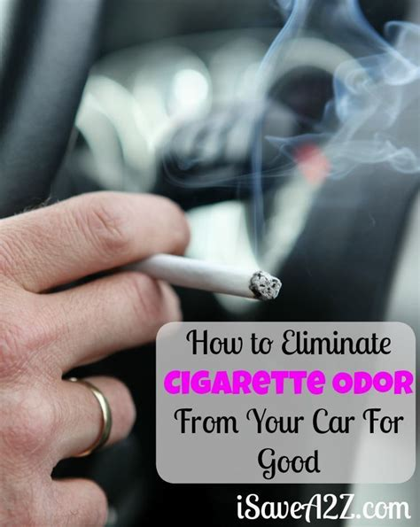how to get rid of cigarette smoke smell picture 4