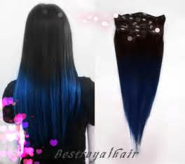 clip on hair wefts picture 17