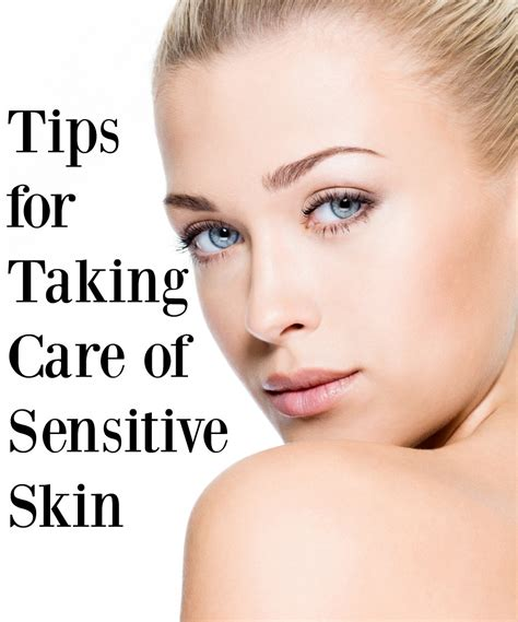 caring for sensitive skin picture 6
