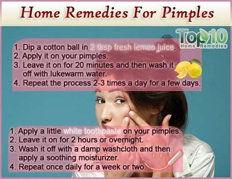 home remedies acne picture 10