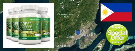 green coffee bean extract in uio city philippines picture 1