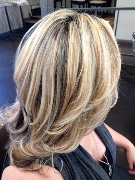 foil hair highlights tips picture 6