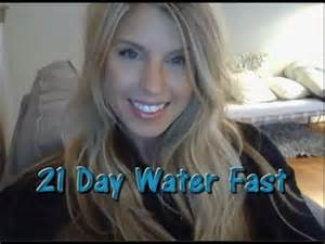 weight loss with water fasting picture 1