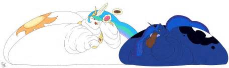 princess applejack gain weight picture 7