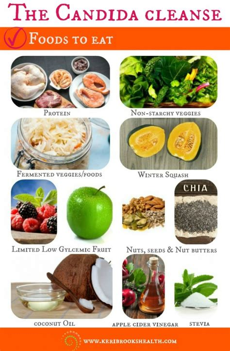 daily foods to eat on candida diet picture 5
