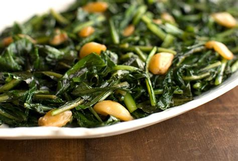 cooked dandelion greens picture 2