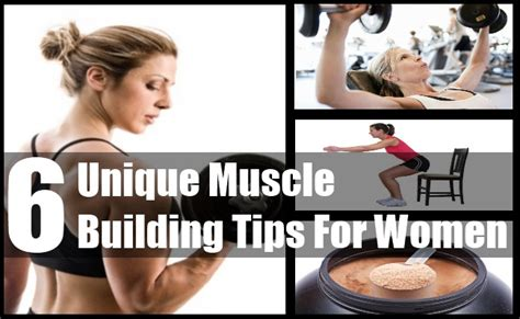 muscle building for women picture 5