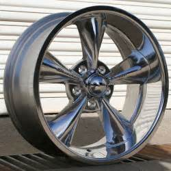 muscle car wheels picture 2