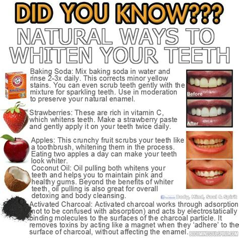 i want a natural way to whiten my teeth picture 7