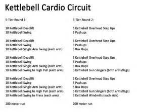 fat burning circuit training picture 14
