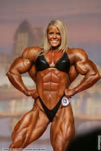 large muscle women picture 1