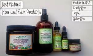 all natural products hair face & body for picture 9
