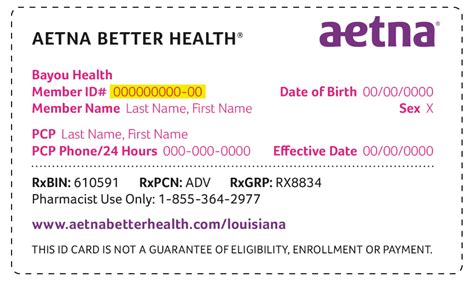 aetna hmo health insurance m. picture 3
