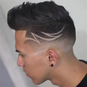 Boys hair shave design picture 19