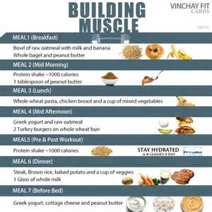 gain muscle diet menu picture 7