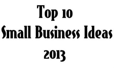 top ten home business picture 5