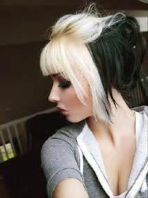 black and blonde hair pictures picture 2