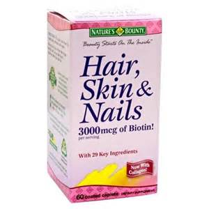 vitamins for hair skin nails for black women picture 1
