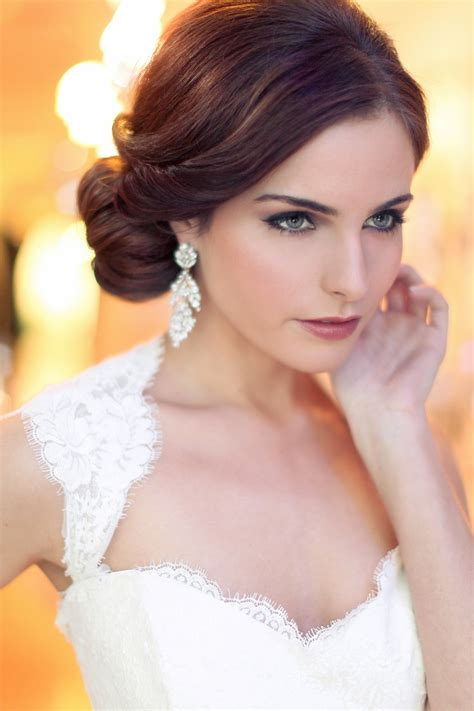 bridal hair picture 6