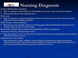 nursing care plan for urethral prolapse. picture 11