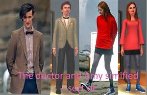 sims 2 skin doctor who picture 2