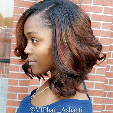 african american bob haircut picture 3