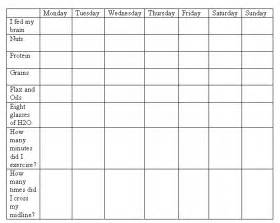 weight loss graph printable picture 10