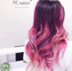dark pink hair color picture 1