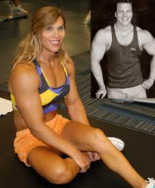 bodybuilder female domination picture 7