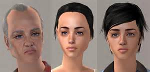 sims 2 realistic skin picture 2