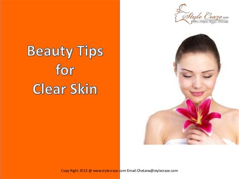 5 tips for clear skin picture 3
