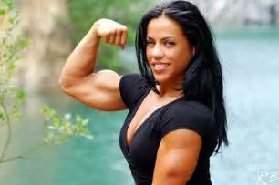 female muscle picture 13